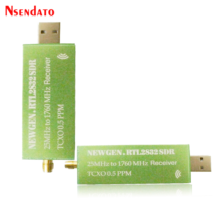 Премиум USB RTL SDR 0,5 PPM TCXO RTL2832U R820T ADC SMA SDR ТВ-приемник тюнер AM FM NFM DSB LSB SW радио SDR ТВ-приемник