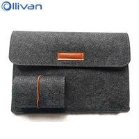Ollivan Soft Sleeve Bag Case For Macbook Air Pro Retina 11 6 12 13 3 Inch