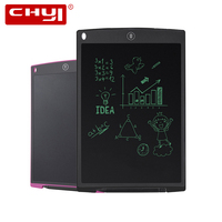 12 Inch LCD Writing Digital Tablet Paperless Writing Board Stylus Healthy Handwriting Board For Office Memo