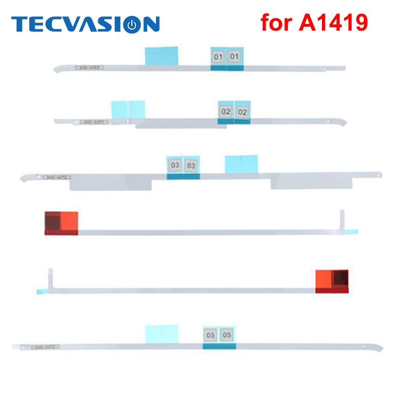 NEW LCD Screen Adhesive Stickers Strips Tape Glue Kit For IMac 27
