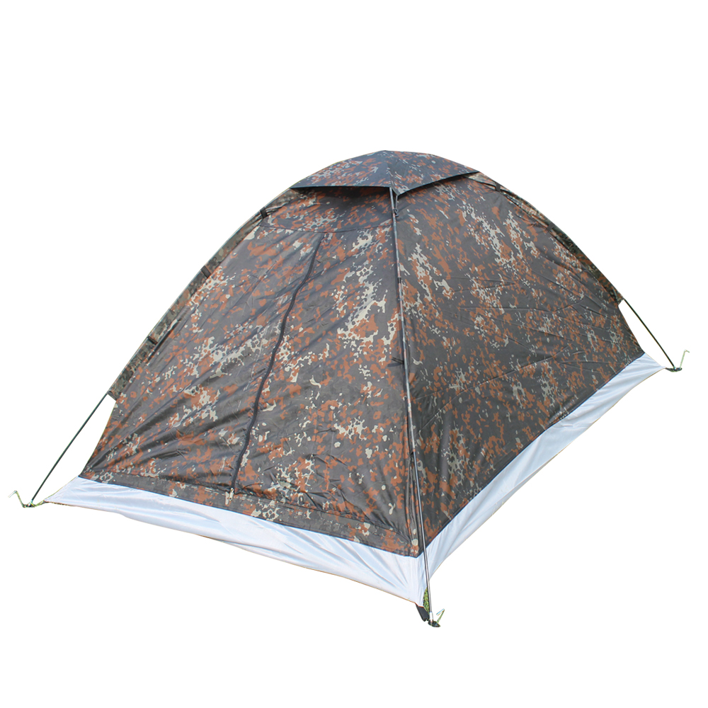 200 * 140 * 110 cm Outdoor Tragbare Single Layer carpas camping Zelt - Camping und Wandern - Foto 2