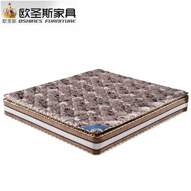 factory wholsale special price 2017 new 4 5 stars king queen size home use spring latex memory foam coconut fiber soft mattress sensorpedic slumber supreme 5 zoned memory foam mattress topper california king