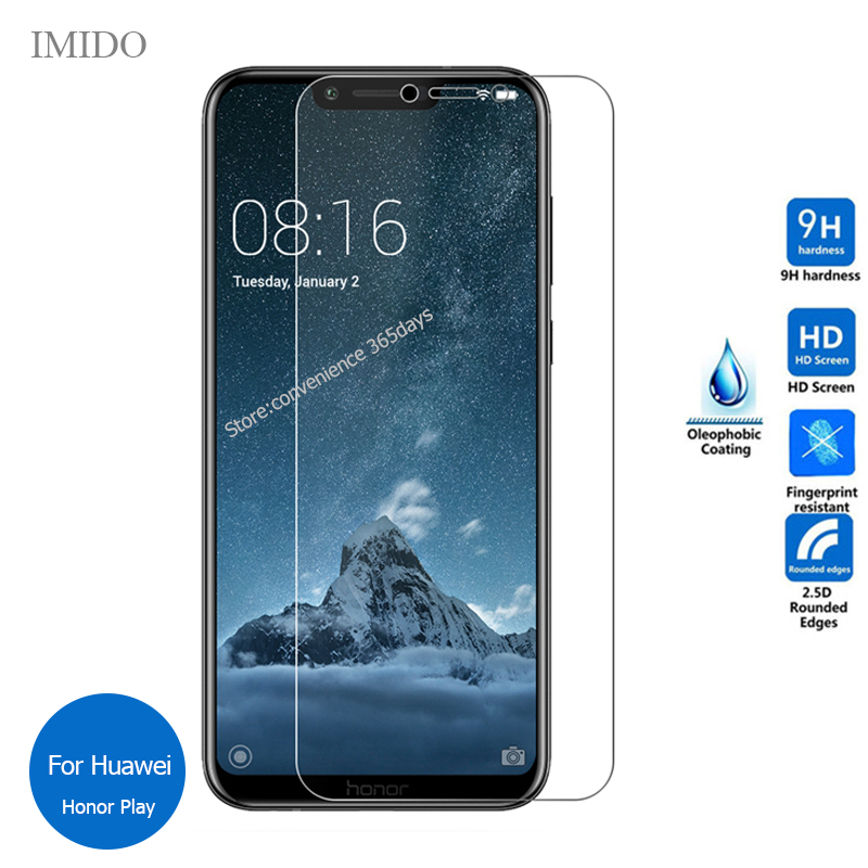 For Huawei Honor Play Tempered Glass Screen Protector 2.5 9h Safety Protective Film on HonorPlay COR-L29 COR L29For Huawei Honor Play Tempered Glass Screen Protector 2.5 9h Safety Protective Film on HonorPlay COR-L29 COR L29