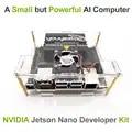 NVIDIA Jetson Nano Kit de desarrollador para Artiticial inteligencia de aprendizaje profundo AI computación apoyo PyTorch... TensorFlow y café