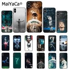 MaiYaCa Cr7 cristiano ronaldo DIY Luxury High-end Protector Case for Apple iPhon