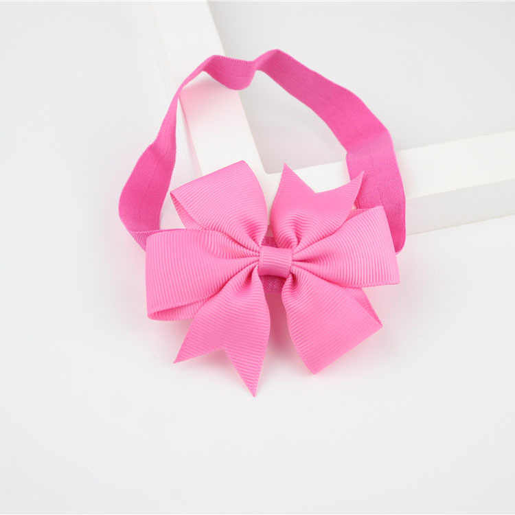 817c5c418e06 ... 20 40 Handmade Bow Hair Clip Alligator Clips Girls Ribbon Kids Sides  Accessories 1801ZYAA1713 ...