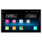 2Din Android 7.1 Car Video Player Radio Stereo 7'' Touch Screen HD 1024X600 GPS Navigation Bluetooth Wifi USB Front Rear Camera