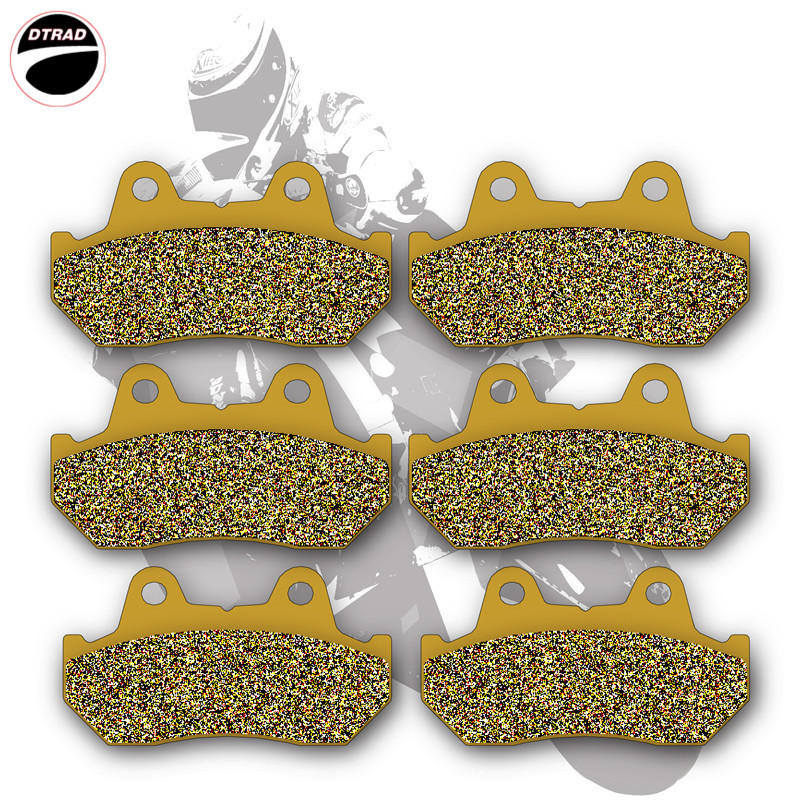 Motorcycle Brake Pads Front+Rear For HONDA CB 750 83-84 1000 1983 1100 1983 CBX 750 1984 CBX 81-82 VF 1000 1984 1100 83-86 stylish patterned flip open glow in the dark pu case w holder card slot for iphone 5 5s 5c page 10