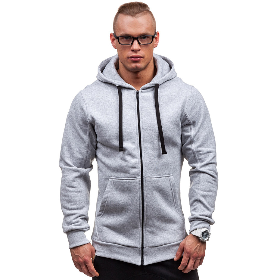 Zogaa Hoodies Men 2018 New Fashion Sweatshirt Male Hooded Hoody Hip Hop Autumn Spring Sweatshirts Pullover Hoodie Plus Size 4XL