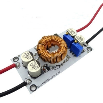 600W Aluminum plate LED boost driver adjustable power module Constant voltage Power Boost charging power supply high quality Battery Accessories & Charger Accessories