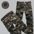 Супер 9 Стили 10 размеры Мужчины Боевая Камуфляжные Штаны Traval Брюки Полевые Работы Wargame Одежда