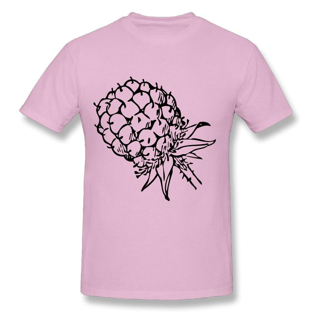 Nowe męskie wysokiej jakości bawełna Blackberry DIY koszulki z krótkim rękawem o krótkim rękawem chłopiec T Shirt, duży rozmiar S 5XL w Koszulki od Odzież męska na  Grupa 1