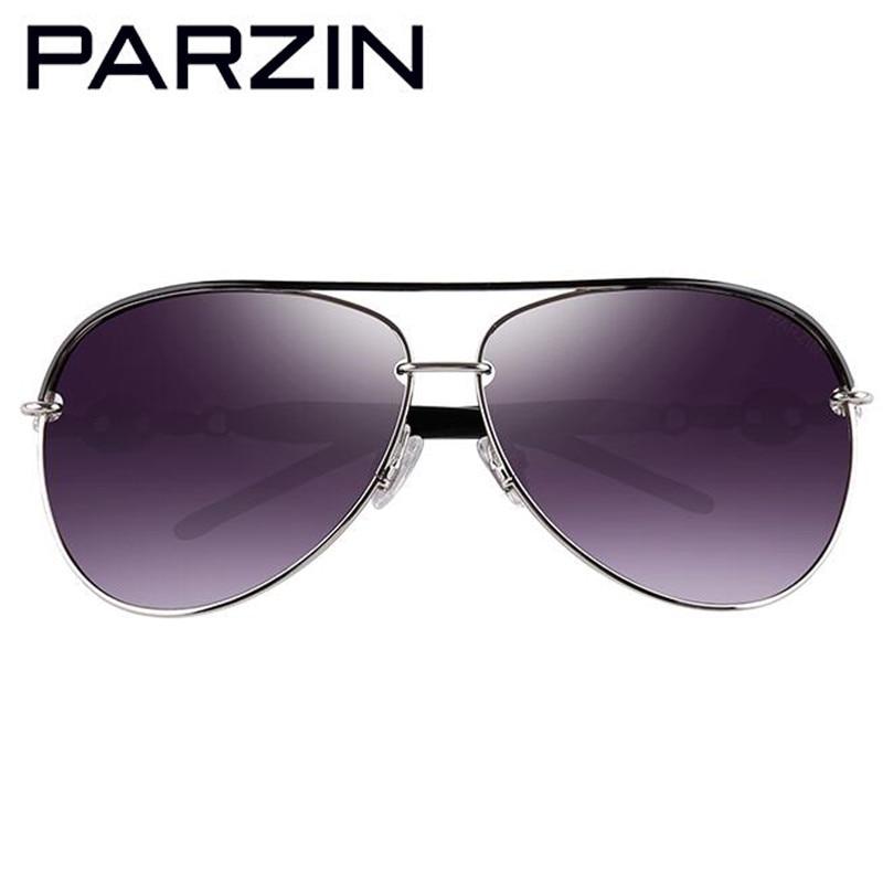 Parzin Handmade Strass Polarisierte Sonnenbrille Frauen Luxus - Bekleidungszubehör - Foto 2