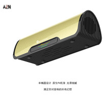 AZN New Wireless Bluetooth 4.1 Speaker Triangle High Quality Outdoor