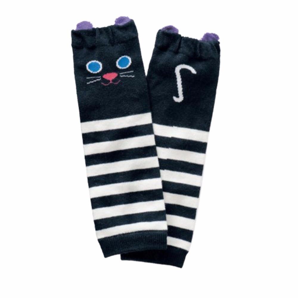 Muchacha brazo Calentadores para piernas algodón bebé niño ...