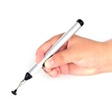 Вакуумная Ручка для всасывания IC SMD насос всасывающая ручка+ 3 всасывания коллектора Вакуумный Пинцет компьютерные ремонтные принадлежности