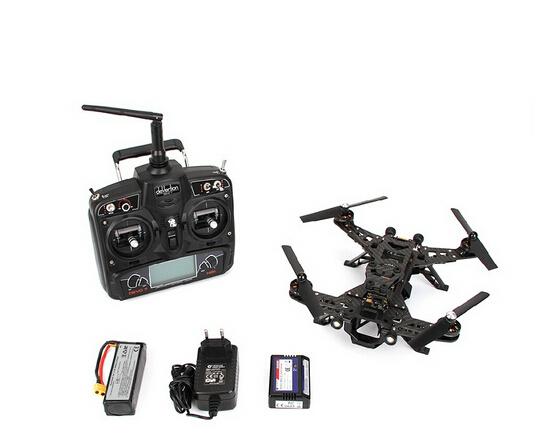 Originele Walkera Runner 250 RC FPV Drone Quadcopter met DEVO 7 zender RX710 Ontvanger 4 Axis Drone Geen camera Basic 1 F15608