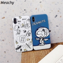 Meachy For Huawei P30 Pro Lite Case Cute Cartoon Phone Cover P20 P10 Honor 10 9 V20 Mate 20