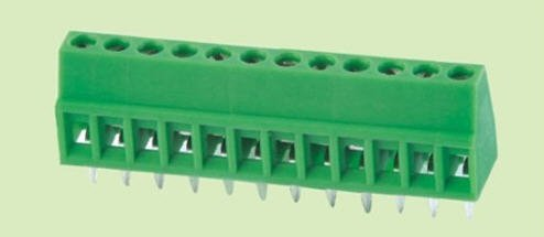 100 шт. KF128 7,5 мм 7,62 мм 2P 3P PCB Универсальный винтовой клеммный блок 300 в 10 А Высокое качество