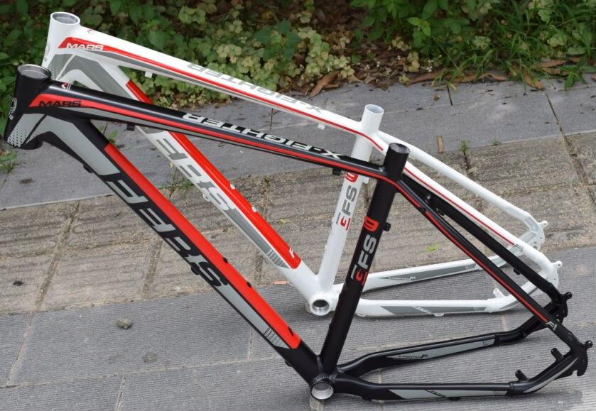 last 2019 FRES 1850g 29er 17 19 inch aluminum alloy mountain bike rack Ultra UV light