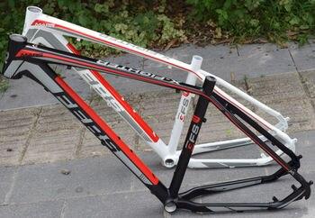 Últimos 2019 FRES 1850g 29er 17/19 pulgadas aleación de aluminio soporte para bicicletas de montaña Ultra UV luz marca bicicleta nueva marcos MTB piezas de bicicleta