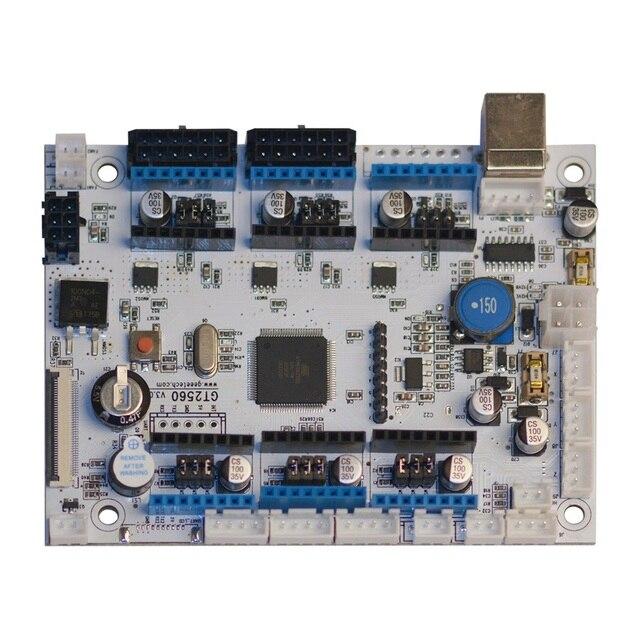Geeetech GT2560 V3.0 لوحة تحكم حاليا تستخدم ل A10 ، A10M ، A20 و A20M 3D الطابعات