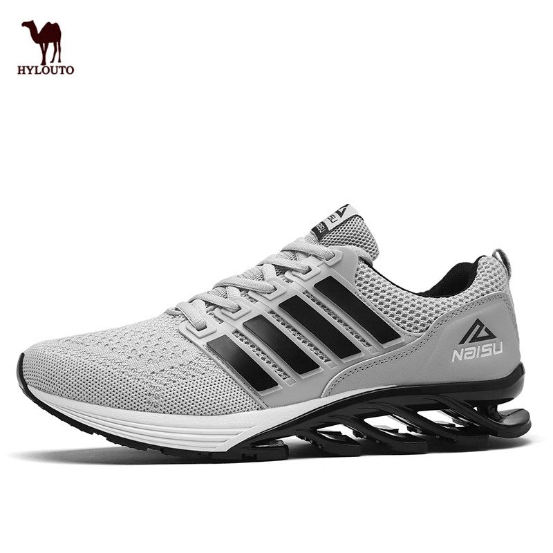 New Running Shoes for Men Sneaker Breathable Men Sports Shoes Fitness Jogging Shoes 35-44 Retail Wholesale Chaussure Sport Homme kelme 2016 new children sport running shoes football boots synthetic leather broken nail kids skid wearable shoes breathable 49