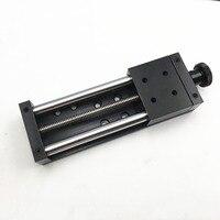 Funssor black color CNC Z AXIS SLIDE 160mmTRAVEL FOR CNC ROUTER Linear Motion kit For Reprap 3D Printer CNC Parts 2020 Profiles