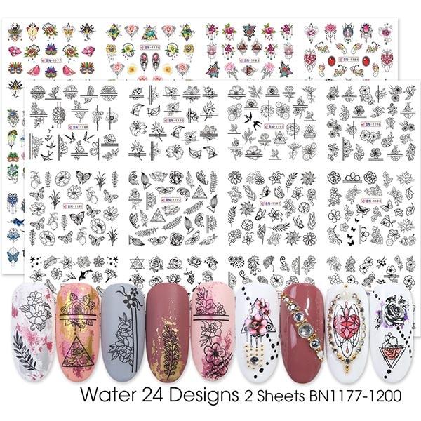 BN1177-1200 2 sheets