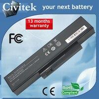 Laptop Battery For Fujitsu V5515 ESPRIMO Mobile V5535 SIEMENS ESPRIMO Mobile V5515 V5535 V5555 V6515 V6555