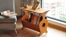 Magazine stage desk. Coffee tables. Work tank.. Sofa edge a few