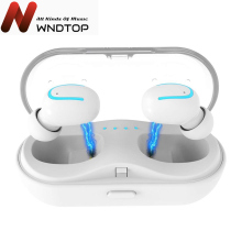 Original earphone HBQ-Q13S TWS Bluetooth Stereo Earphones Mini Sport Earbuds headphone with Mic For Xiaomi Mi