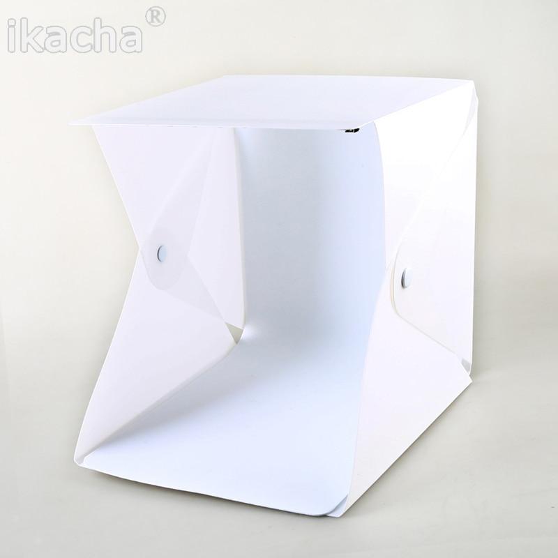 4 Color Mini Folding Studio Diffuse Soft Box (7)