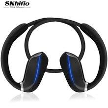 SKhifio RW3 Bluetooth Deportes Auricular Inalámbrico de Auriculares A Prueba de agua Al Aire Libre Corriendo APTX Auricular Del Gancho Del Oído con el Mic para el Teléfono