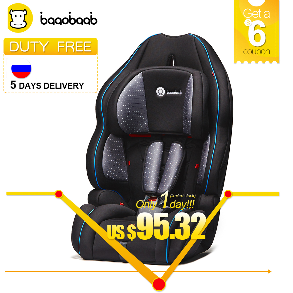 Baaobaab 728 3 in1 Baby Child Car Seat 9-36 kg Forward Facing Safety Chair Booster Seat Group 1/2/3, 9 months to 12 Years Old 3 color baby kid car seat child safety car seat children safety car seat for 9 months 12 year old 3c certification