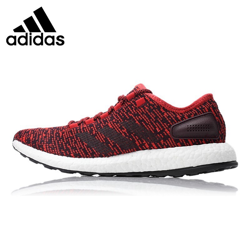 Original New Arrival 2017 Adidas PUREBOOST Men's  Running Shoes Sneakers adidas original new arrival official neo women s knitted pants breathable elatstic waist sportswear bs4904