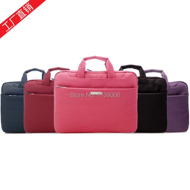 Free shipping new waterproof fashion Super this for apple lenovo dell laptop bag 14/15 inch laptop bag