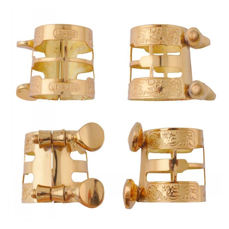 Clarinet E Alto Sax tenor Sax Hard rubber Bakelite Mouthpiece/Metal Ligature/Carved Ligature