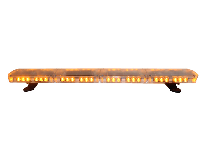 Higher star 120cm 56W Led car Emergency lightbar,warning light bar,with controller for police ambulance fire truck,waterproof