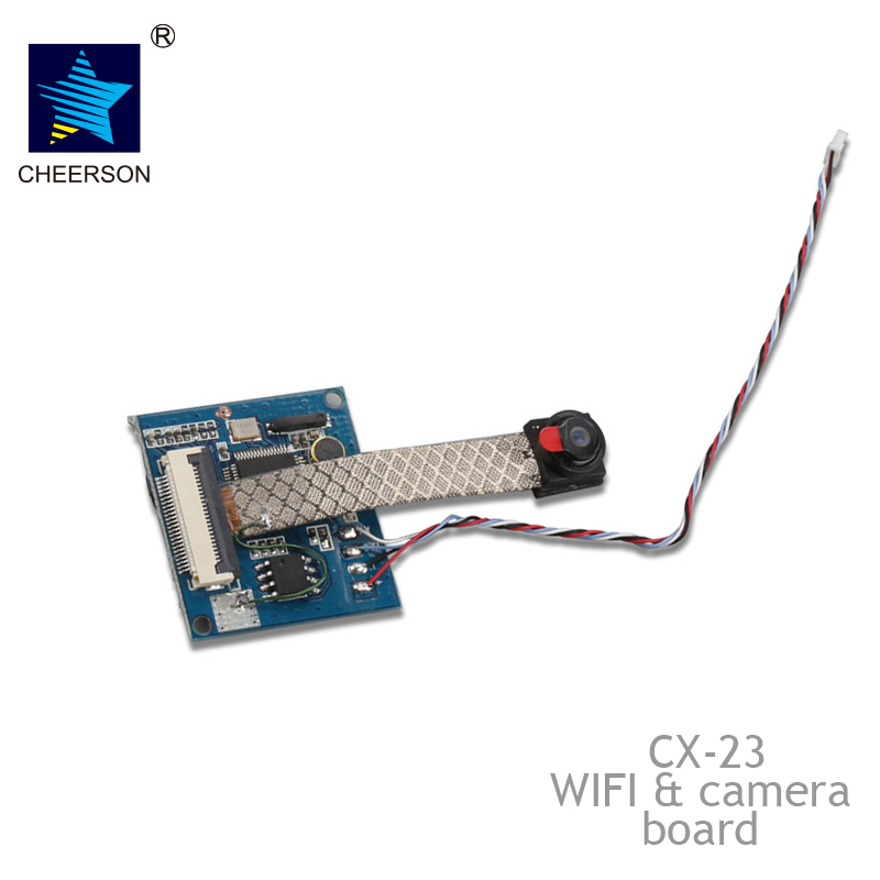 Cheerson CX-23 WIFI & camera board RC Quadcopter Spare Parts h22 007 receiver board spare part for h22 rc quadcopter
