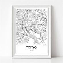 Japan Map Poster PromotionShop For Promotional Japan Map Poster - Japan map poster