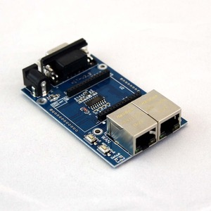 "Image 3 - משלוח חינם סידורי wifi Ethernet wifi מודול RS232/RS485 מודול HLK RM04 startkit. רוצה טוב באיכות. אנא לבחור בארה""ב"