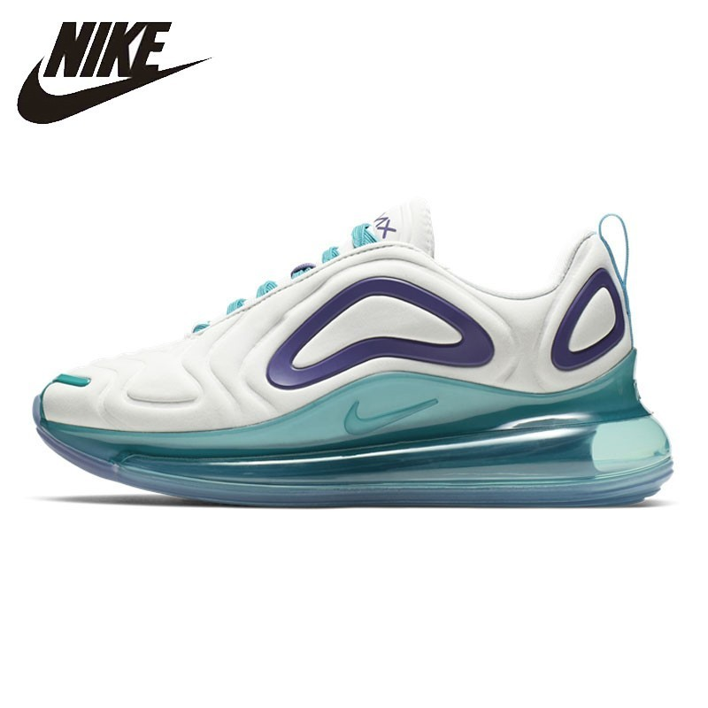 Nike Air Max 720 nouveauté femme chaussures de course respirant coussin d'air sport confortable Sports de plein Air baskets # AR9293