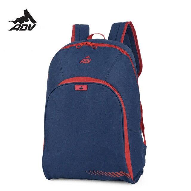 1224e39d4e6 Adventteam kids volwassenen rugzak multi kleur casual schooltas effen  daypacks preppy stijl rugzak