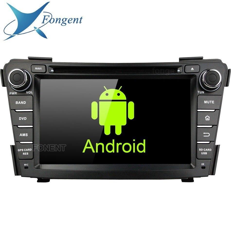 Pour Hyundai I40 2011 2012 2013 2014 Android Voiture Glonass radio gps 2 din DVD Stéréo lecteur multimédia DSP TPMS DVR PC