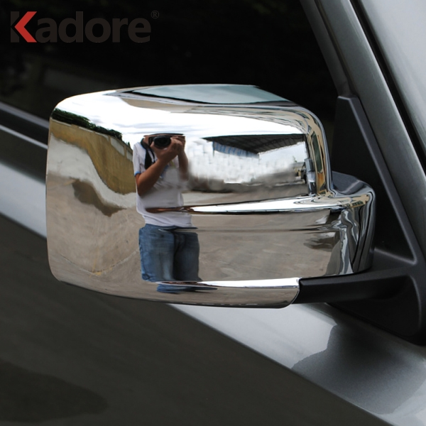 For Jeep Patriot 2007 2008 2009 2010 2011 2012 2013 2014 2015 2016 2017 Chrome Side