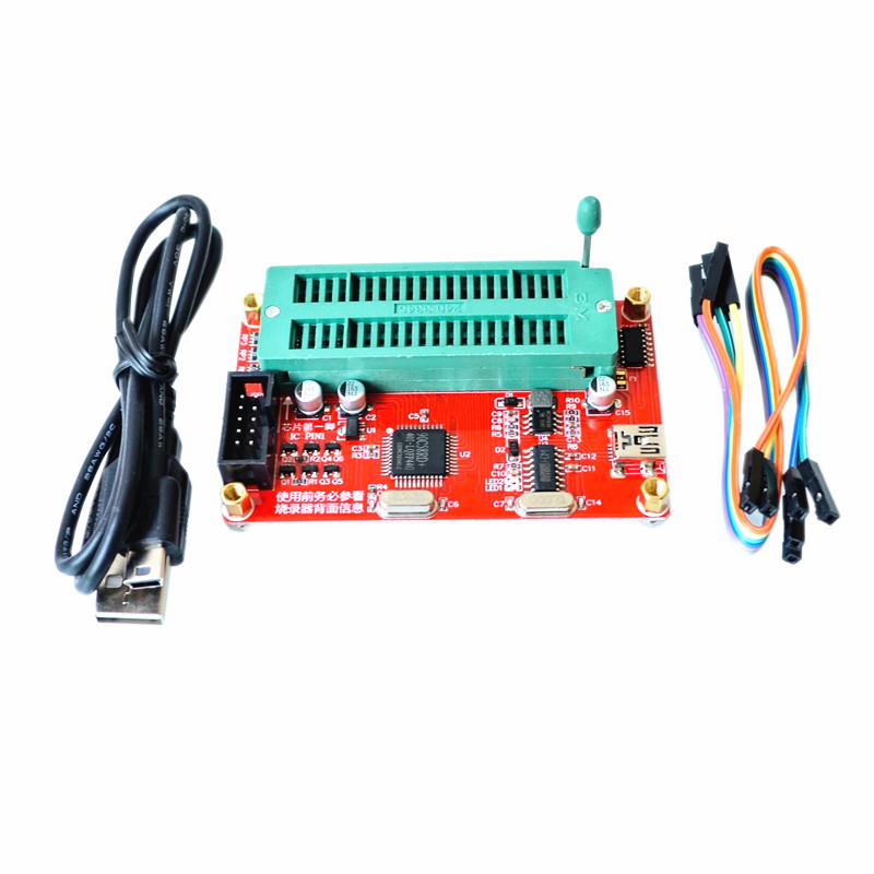 US $6 32 20% OFF USB PIC SP200S SP200SE Programmer For  ATMEL/MICROCHIP/SST/ST/WINBOND-in 3D Printer Parts & Accessories from  Computer & Office on