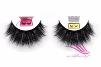 Free Shipping New Arrivals 100 3D Real Siberian Mink Fur Nature Long Lilly Soft Fashion D669