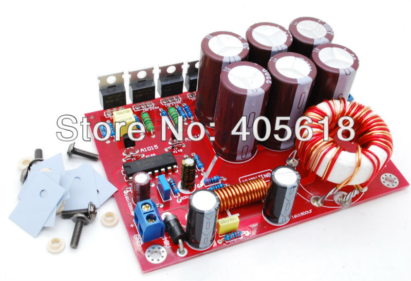 DC12V to DC32V Boost Power Supply Board 180W Recommend