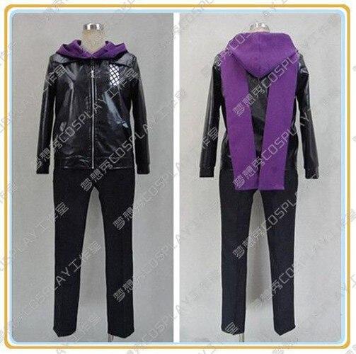 Hot Anime Tokyo Ghoul Kirishima Ayato Cosplay Costume Party Uniform S-2XL Custom-made Free Shipping